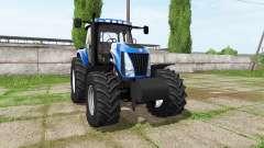 New Holland TG215 für Farming Simulator 2017