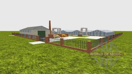 Horticultural corps pour Farming Simulator 2015