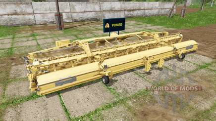 HOLMER HR 20 pour Farming Simulator 2017