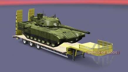 Military cargo pack v1.8 pour Euro Truck Simulator 2
