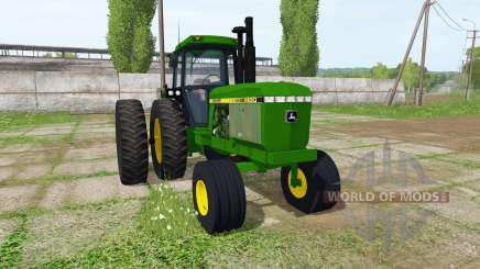 John Deere 4650 pour Farming Simulator 2017