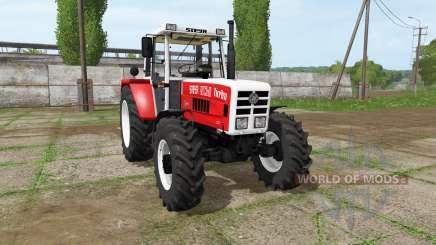 Steyr 8130A Turbo SK2 v2.5 pour Farming Simulator 2017