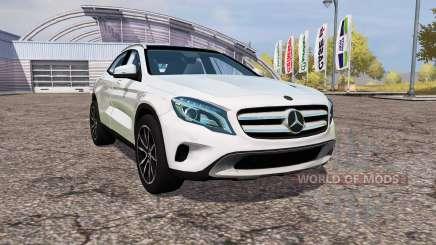Mercedes-Benz GLA 220 CDI (X156) pour Farming Simulator 2013
