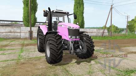 Massey Ferguson 7719 pink für Farming Simulator 2017