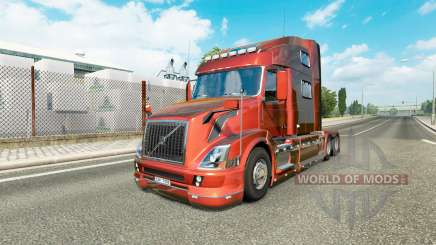 Volvo VNL 780 v4.2 pour Euro Truck Simulator 2