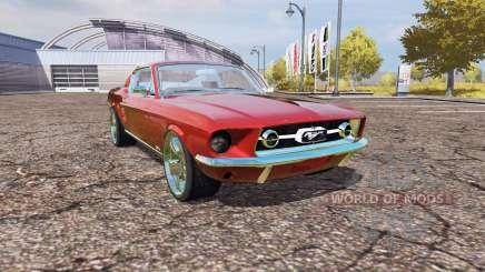 Ford Mustang 1965 v2.0 pour Farming Simulator 2013