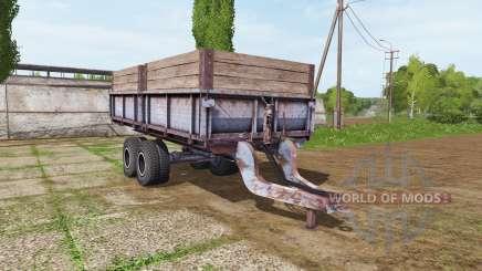 PTS 9 v2.0 pour Farming Simulator 2017