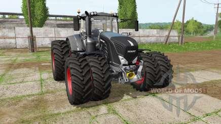Fendt 939 Vario black für Farming Simulator 2017