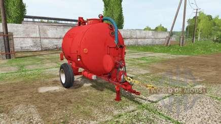 Meprozet Koscian PN 20 für Farming Simulator 2017