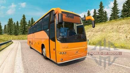 Volvo B12B v2.5 pour Euro Truck Simulator 2