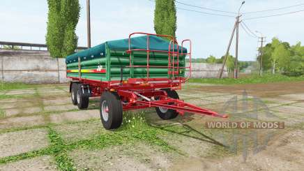 METALTECH DB 14 v1.1 pour Farming Simulator 2017
