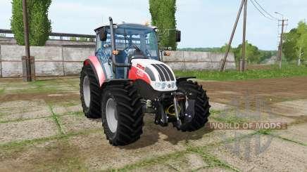 Steyr Kompakt 4095 pour Farming Simulator 2017