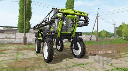 McLoude slurry sprayer pour Farming Simulator 2017