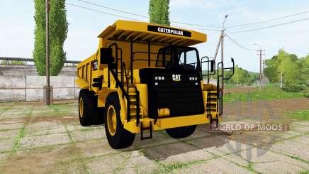 Caterpillar 773G pour Farming Simulator 2017