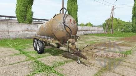Fortschritt HTS 100.27 v1.0.0.1 für Farming Simulator 2017