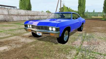 Chevrolet Impala SS 427 1967 pour Farming Simulator 2017
