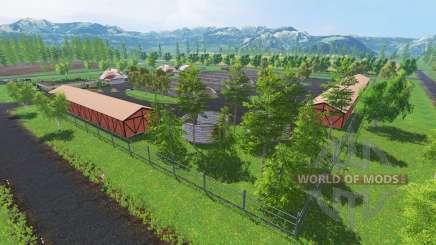 Extreme agriculture v1.1 pour Farming Simulator 2015