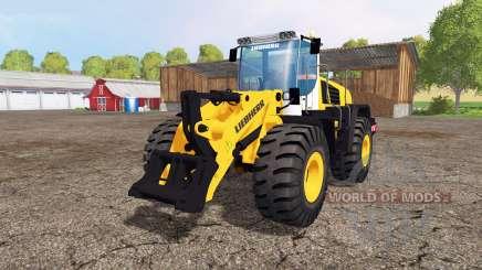 Liebherr L550 pour Farming Simulator 2015
