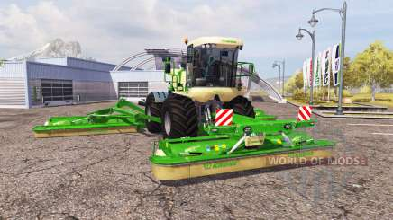 Krone BiG M 500 für Farming Simulator 2013