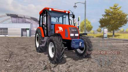 Farmtrac 80 v2.0 pour Farming Simulator 2013