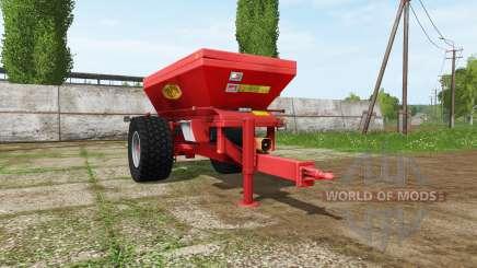 BREDAL K40 für Farming Simulator 2017