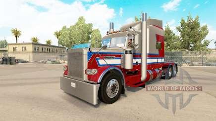 806 Camionnage de la peau pour le camion Peterbilt 389 pour American Truck Simulator