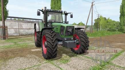 Fendt Favorit 824 pour Farming Simulator 2017