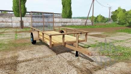 Trailer pour Farming Simulator 2017