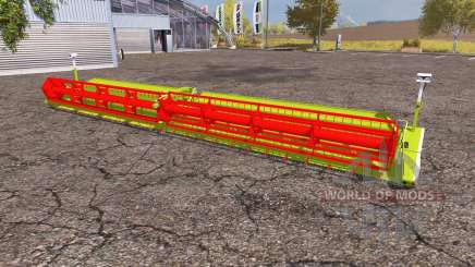 CLAAS Vario 1200 v2.5 für Farming Simulator 2013