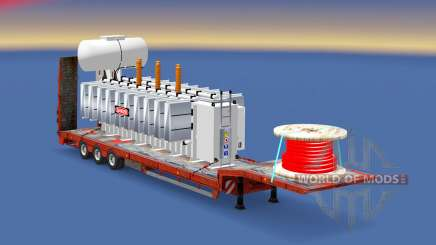 High Voltage Transformer v1.1 pour Euro Truck Simulator 2