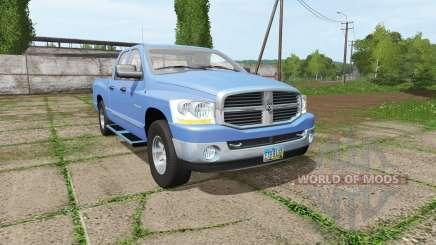 Dodge Ram 1500 Crew Cab pour Farming Simulator 2017