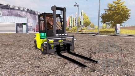 Komatsu DX für Farming Simulator 2013