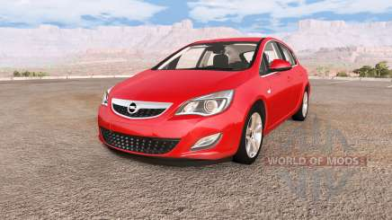 Opel Astra (J) pour BeamNG Drive