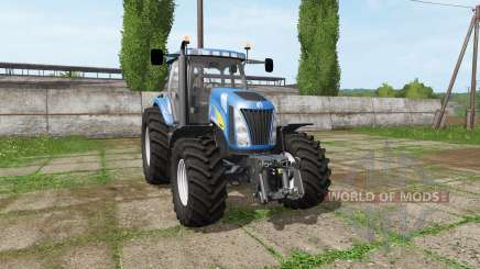 New Holland TG255 für Farming Simulator 2017