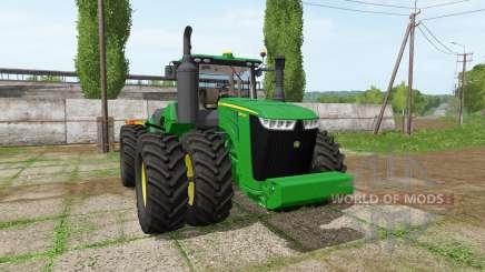 John Deere 9370R pour Farming Simulator 2017
