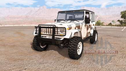 Ibishu Hopper off-road v1.2 pour BeamNG Drive
