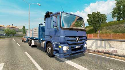 Truck traffic pack v2.3.1 pour Euro Truck Simulator 2