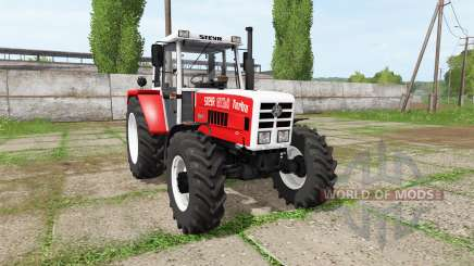 Steyr 8130A Turbo SK2 v2.0 pour Farming Simulator 2017