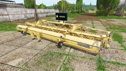 HOLMER HR 20 v1.1 pour Farming Simulator 2017