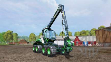 PONSSE Scorpion pour Farming Simulator 2015