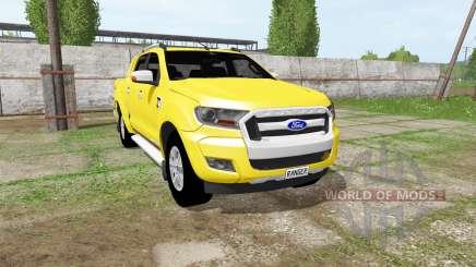 Ford Ranger 2017 pour Farming Simulator 2017