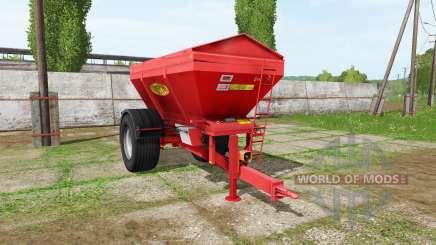 BREDAL K105 v1.0.3 pour Farming Simulator 2017