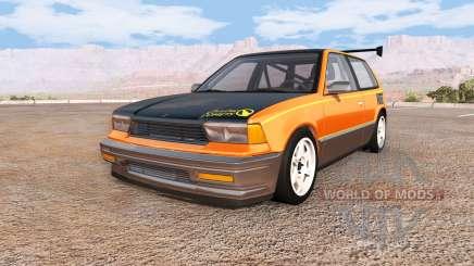 Ibishu Covet racer v1.1 pour BeamNG Drive