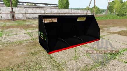 Bucket pour Farming Simulator 2017