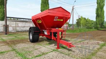 BREDAL K105 pour Farming Simulator 2017