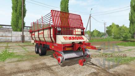 Krone Turbo 3500 pour Farming Simulator 2017