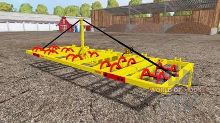 Meijer Rambo pour Farming Simulator 2015