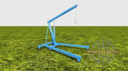Hoisting crane pour Farming Simulator 2017