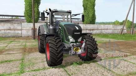 Fendt 939 Vario green für Farming Simulator 2017