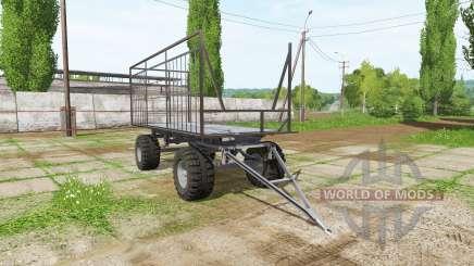 Bale trailer pour Farming Simulator 2017